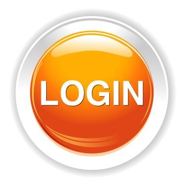 Login button icon