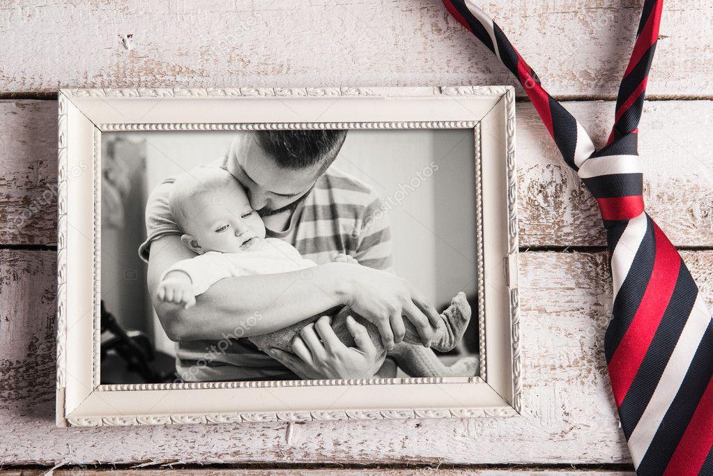 Composición del día de padres — Foto de stock © halfpoint #110654680