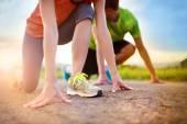 běžce začít běh