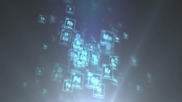 Hidrgeno elemento qumico de tabla peridica vdeo de stock elemento qumico de tabla peridica vdeo de stock urtaz Images