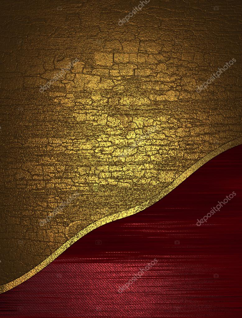 Cracked yellow texture red edge template for design copy space for cracked yellow texture red edge template for design copy space for ad brochure or announcement invitation abstract background fotografia por swevil stopboris Image collections