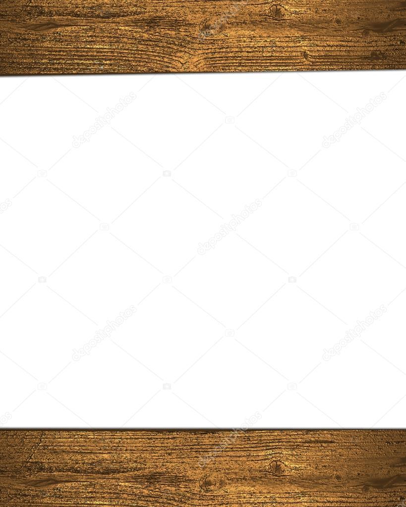 Fondo madera folleto