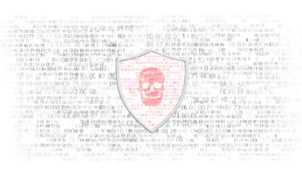 A koncepció az adatvédelem. Koncepció a fontos adatok védelméről.