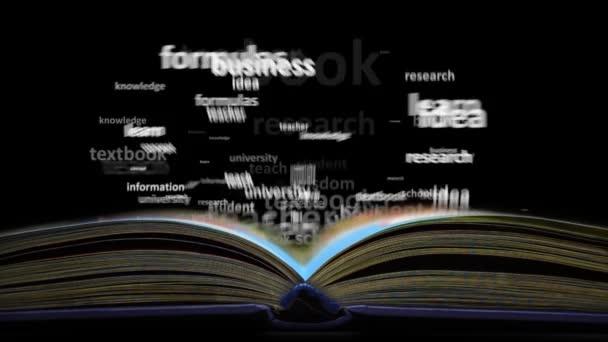Koncepce vzdělávání slovo. Slovo mrak z knihy