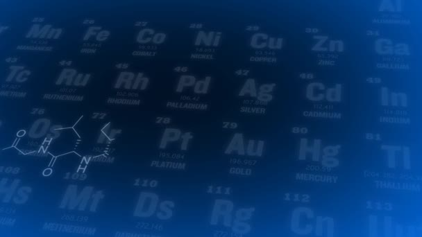 Tabla peridica azul tabla peridica de la animacin de elementos tabla peridica azul tabla peridica de la animacin de elementos urtaz Image collections