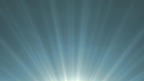 Detail Pomalo-bílé hvězdy. Paprsky hvězdy lesk