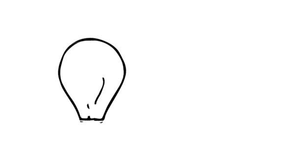 Ladebalken mit Zwiebel, große Idee, Kreativität und Innovation-Konzept