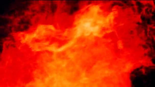 Fiery whirlwind. Flame. A pillar of fire