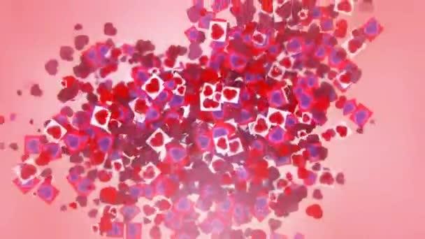 Srdce mnoha krásných