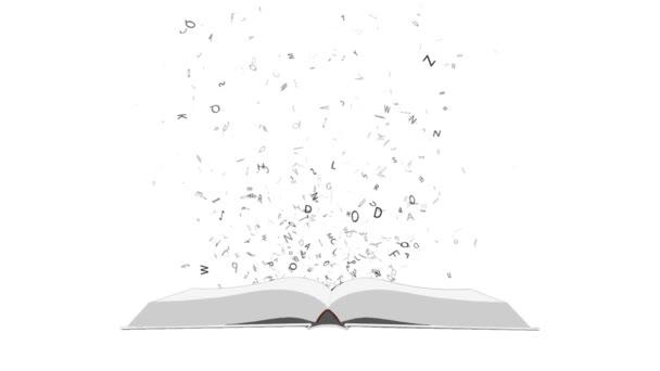 dopisy přednostního jako otevřená kniha