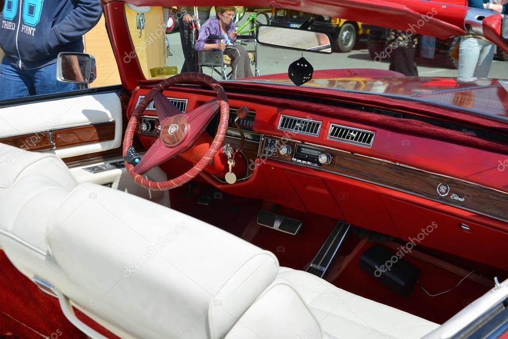 2016 Cadillac Convertible >> Cadillac Eldorado Convertible 1976 Interior Stock