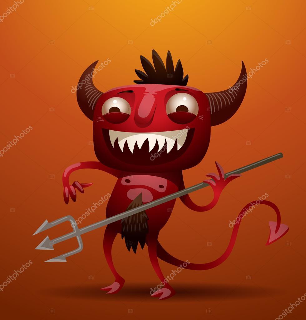 Смеющиеся дьяволы картинки всех
