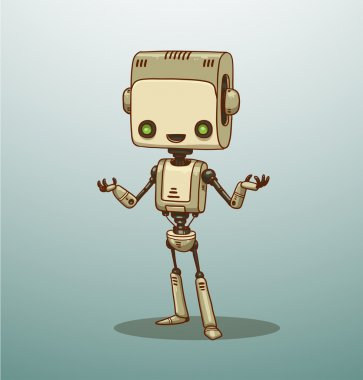 very smart robot