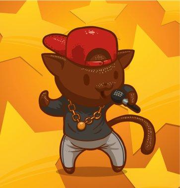 cat rap singer
