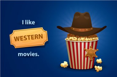 poster for western movies
