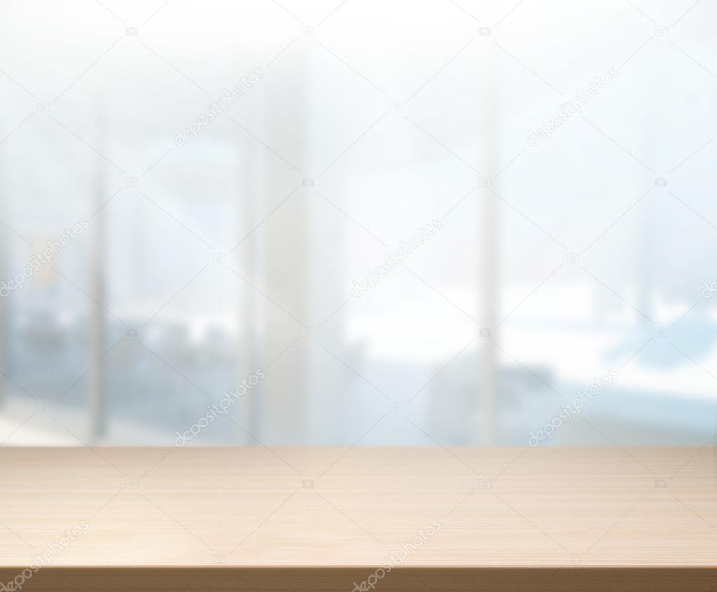 Dessus de table et flou fond de bureau photographie for Image fond de bureau