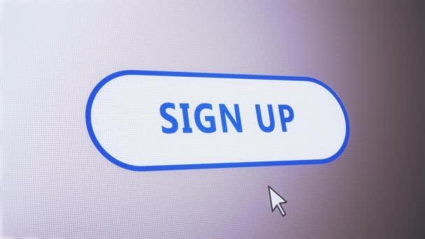 Zapsat ikonu textového tlačítka klikněte na animaci štítku myši