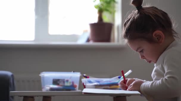 Batole holka s nóbl vlasy zadek omalovánky sám. Špatný postoj. Aktivity ve školce, vyučování doma. Tvůrčí umělec