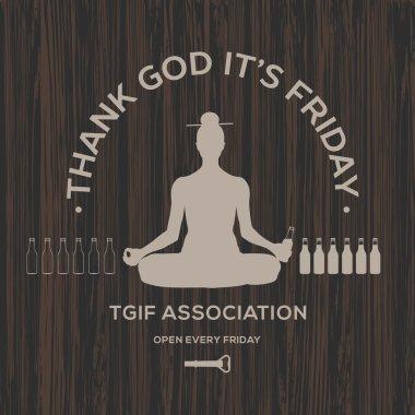 Happy Friday, thank God it is Friday