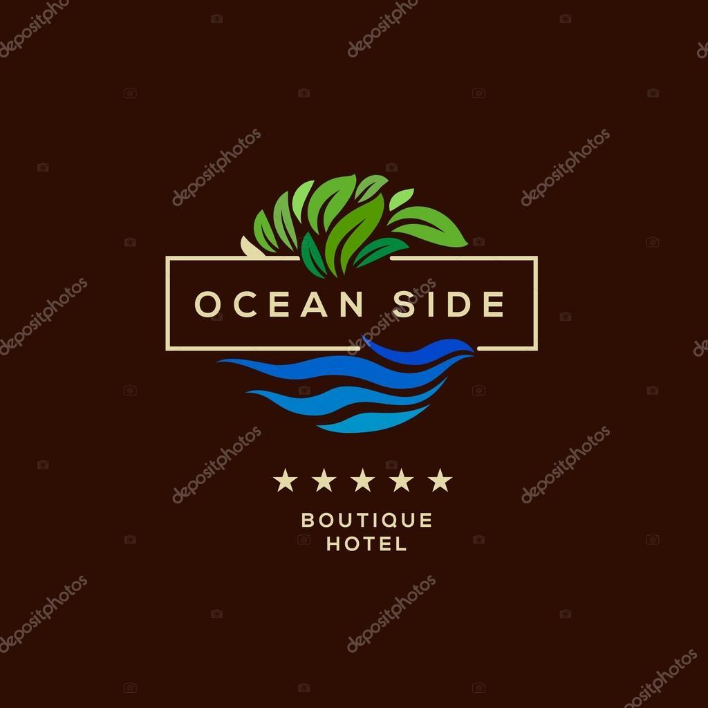 creation logo pour hotel