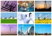 Fotografie Energie a energetické koncepce