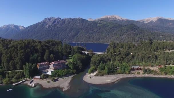 Villa la Angostura, Lake Nahuel Huapi, Argentina