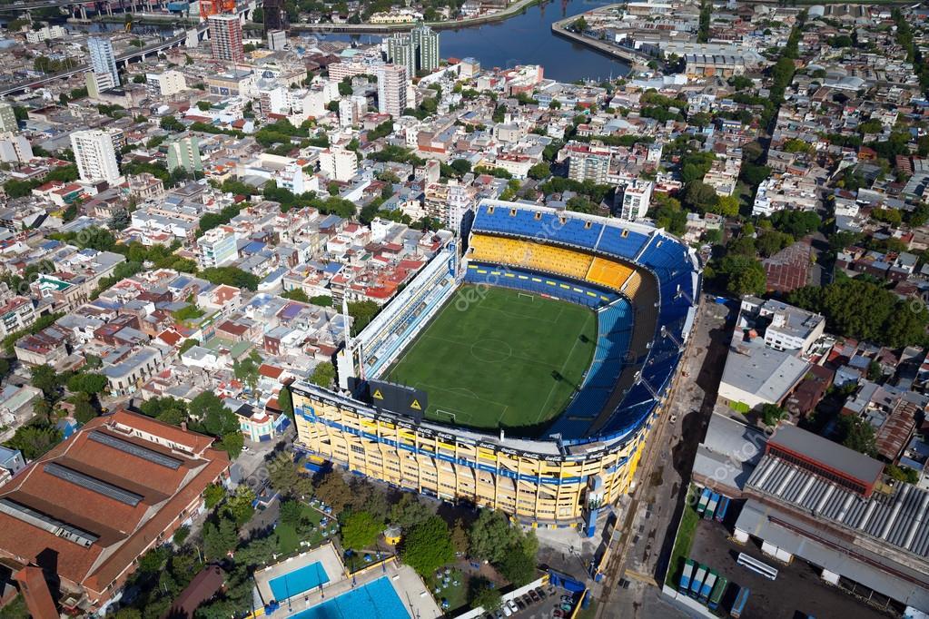 Stadion Boca Juniors