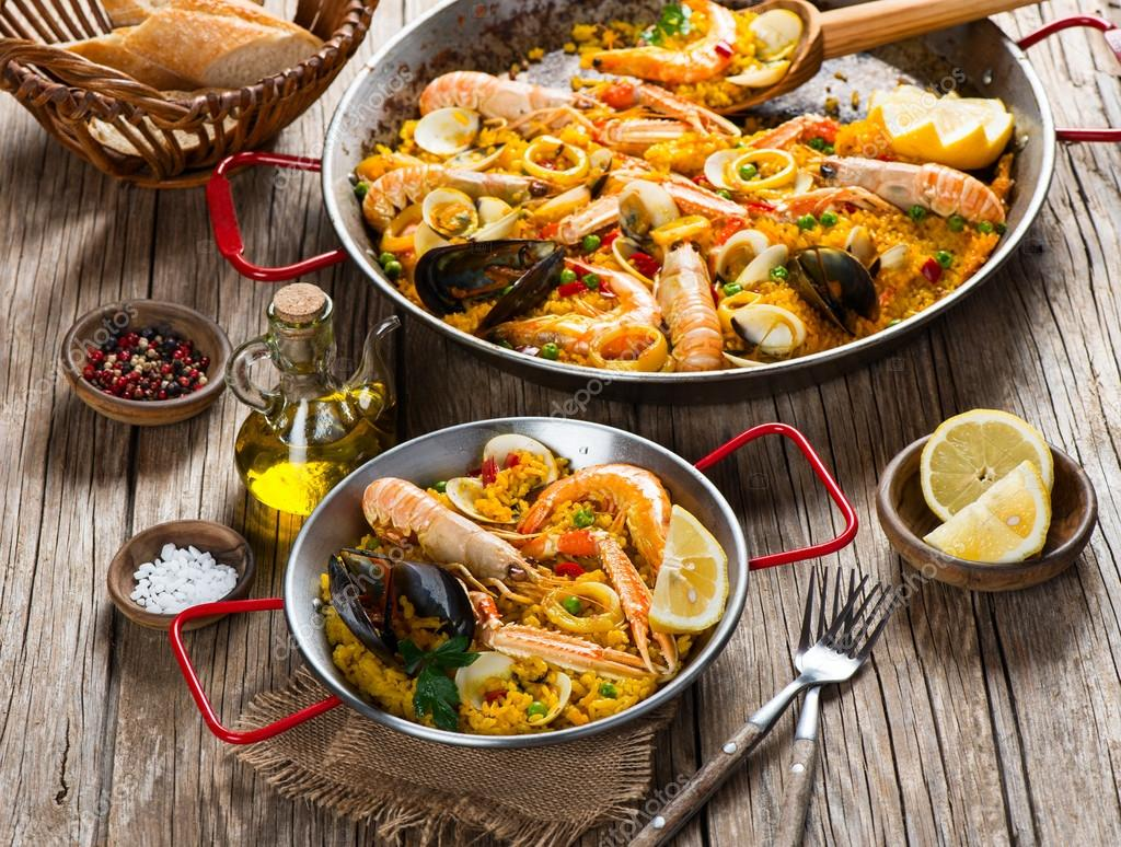 Traditional Spanish Food List