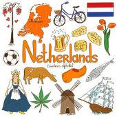 Fotografie kolekce ikon, Nizozemsko