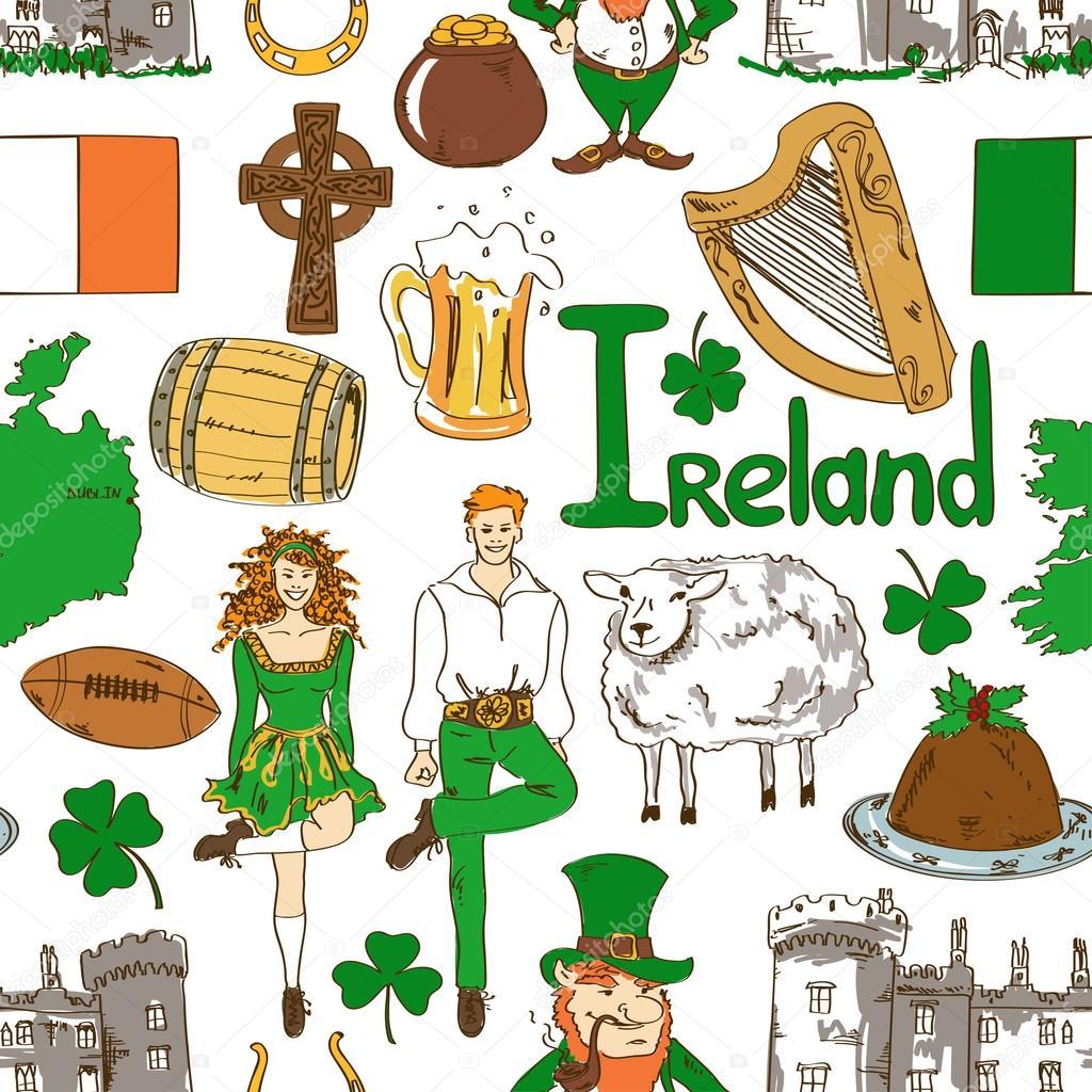Irische Symbole