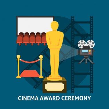 Cinema award ceremony