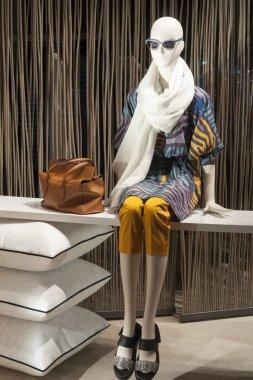 fashion, mannequin
