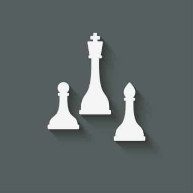 chess design element