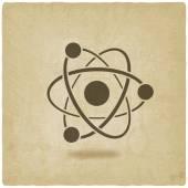 Photo molecule atom symbol