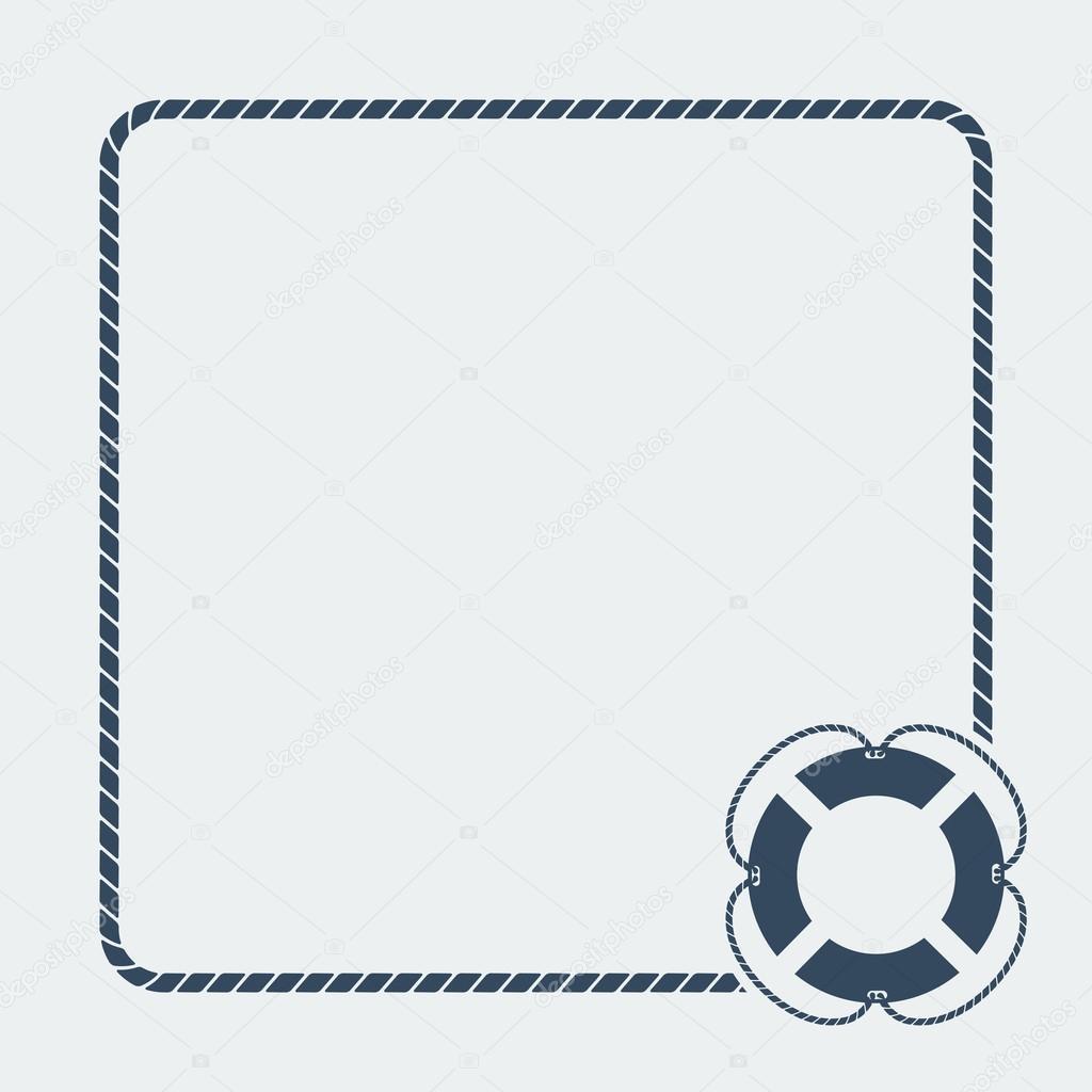nautical card template