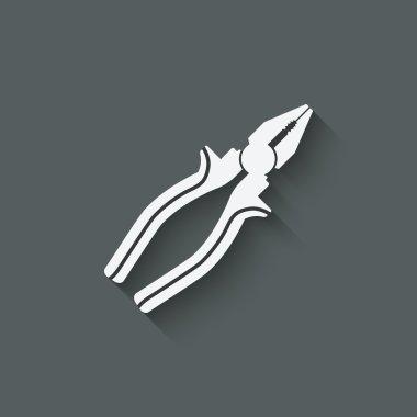 pliers repair symbol