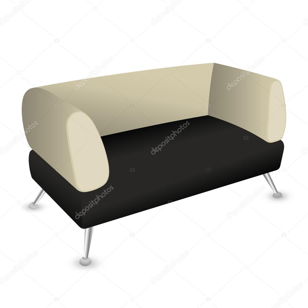 Stilvolle Buro Sofa Stockvektor C Steinar14 62907829