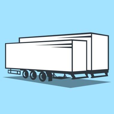 Cargo Trailer sign