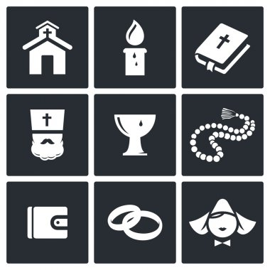 Religion icon collection