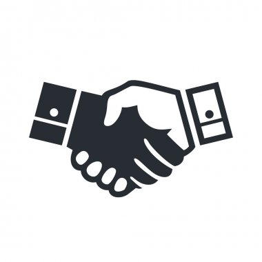 Deal,  handshake sign, icon