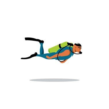 Scuba Diving  sign