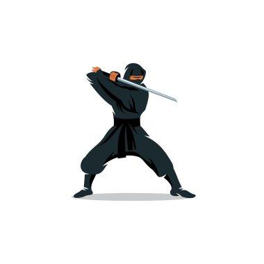 Ninja fighter  sign