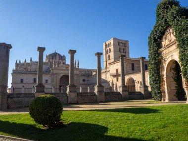 San Salvador Cathedral in Zamora, Castilla y Leon