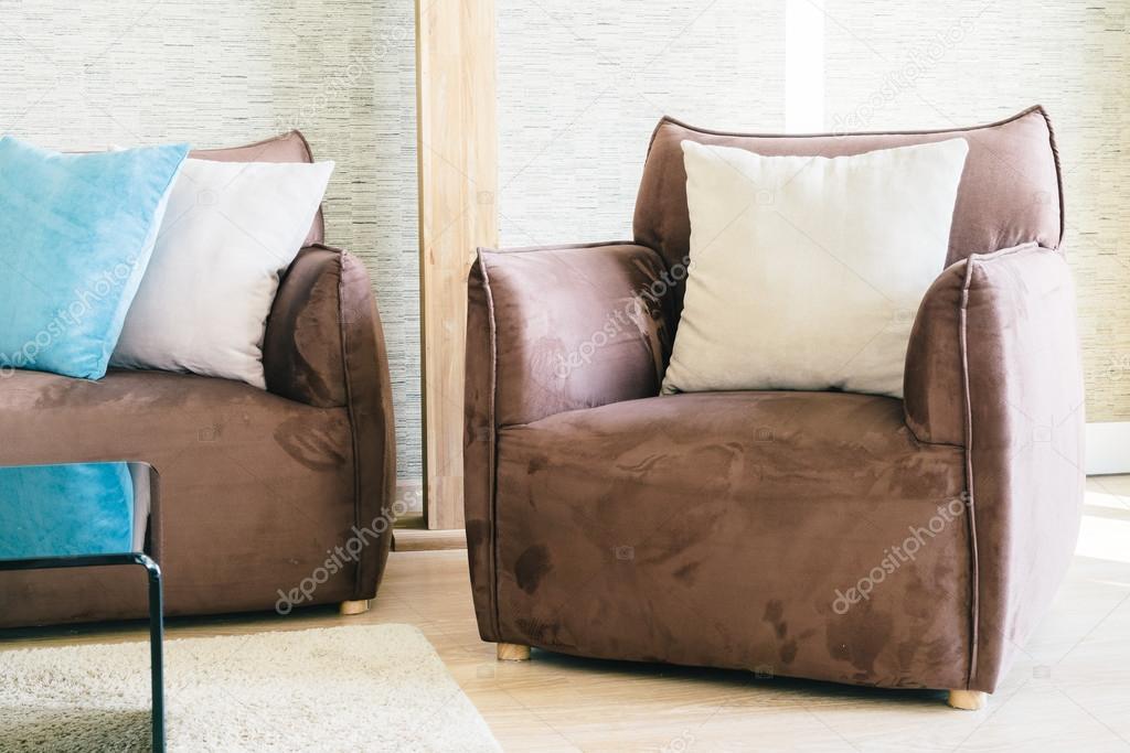Decoratie in de woonkamer interieur u stockfoto mrsiraphol