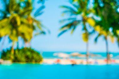 blur swimming pool resort
