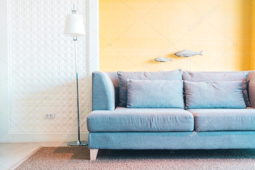 Inrichting woonkamer interieur — Stockfoto © mrsiraphol #106042178