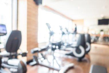 blur gym interior