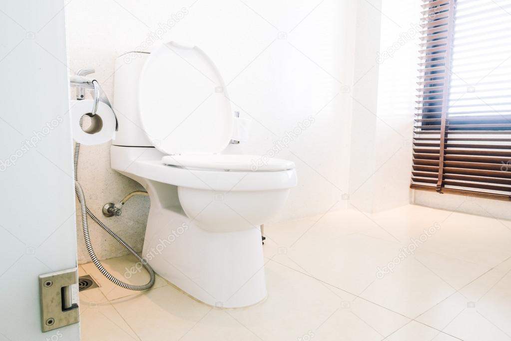 Decoratie voor wc