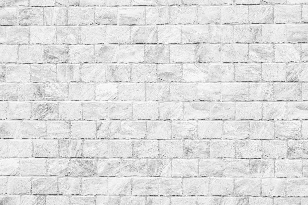 Brique Blanche textures de mur de brique blanche pour le fond — photographie