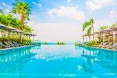 Fotografie luxury Swimming pool